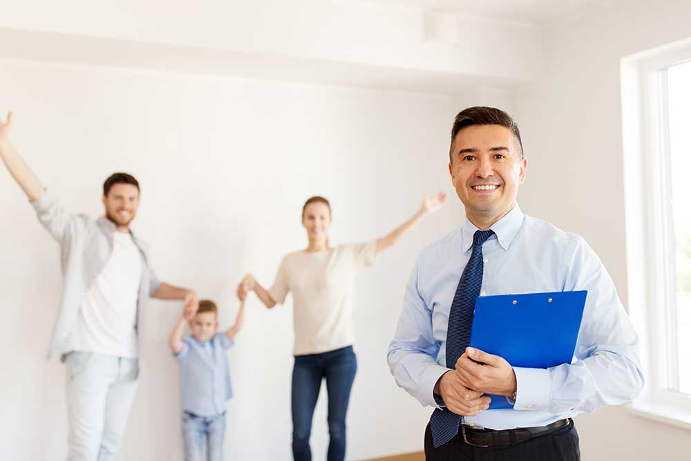 hiring a realtor to buy first house