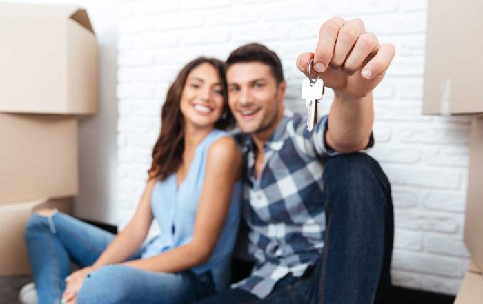 homebuyer in real world