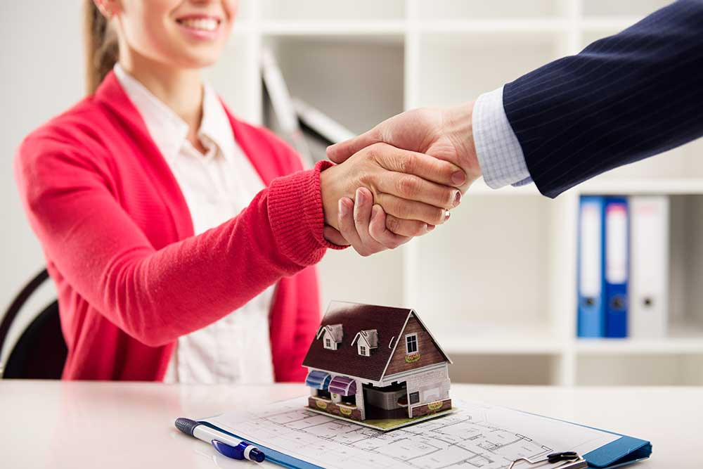 real estate agent vs for sale by owner