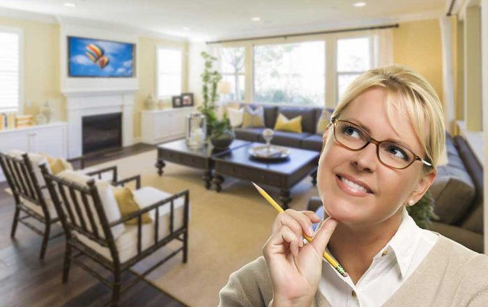 hiring professional house stager before selling house