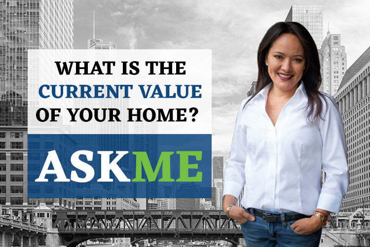 What's Your Current Home Value Image