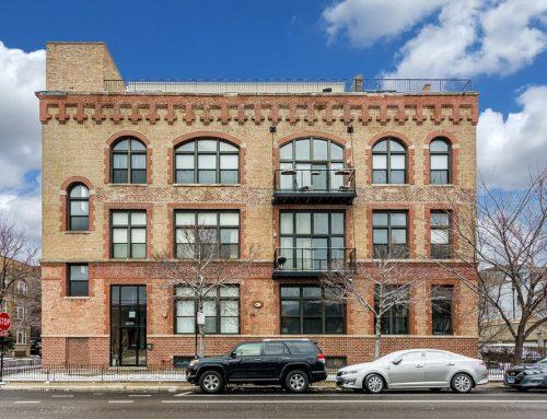 1050 W Hubbard St Apt 3B,Chicago,IL60642